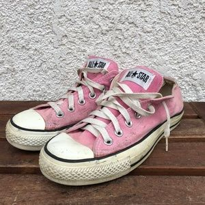 Converse Chuck Taylor All Star Lo Pink Shoes